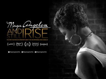 """Maya Angelou: and Still I Rise"" Premieres in Chicago!"