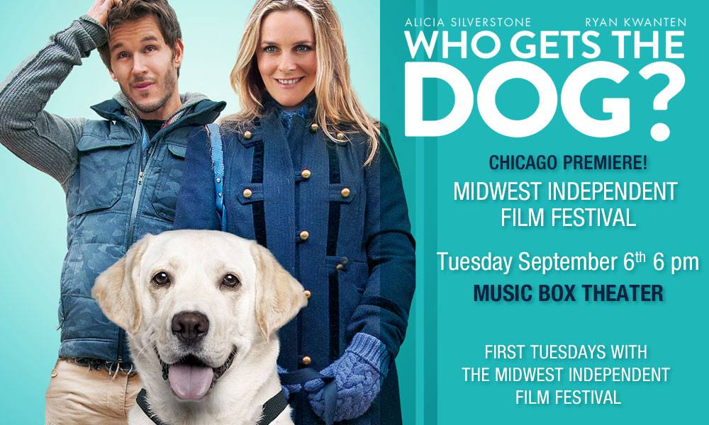 Poster for the film, Who Gets the Dog?