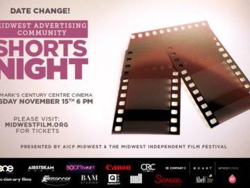 BAM Studios Sponsors the Advertising Community Shorts Night!