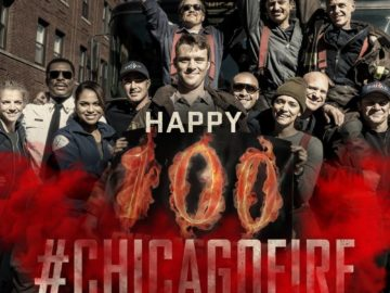 """Chicago Fire"" Celebrates 100th Episode!"