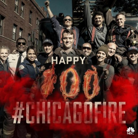 Chicago Fire 100 Episode