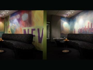 BAM Studios has Chicago in it's lobby!