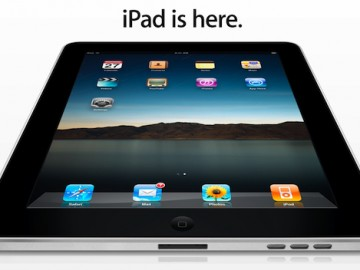 Apple releases the iPad!