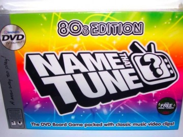 """""""Name That Tune 80's"""""""