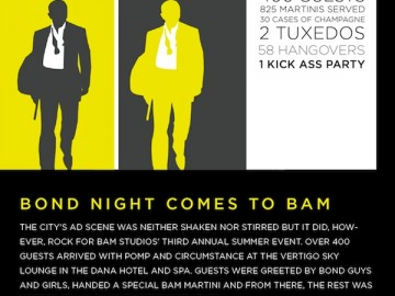 BAM Studios August News about 2011 Summer Party!