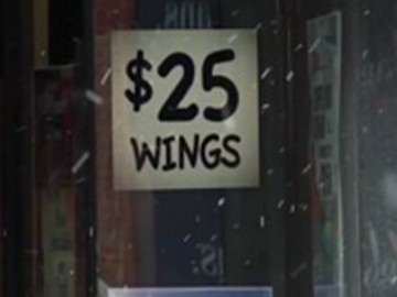 BAM Involved in the Chicken Wing Shortage?