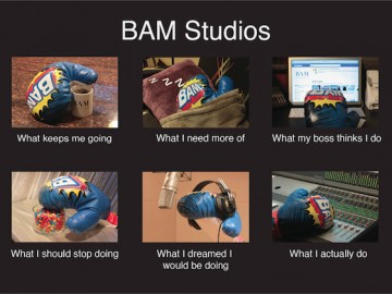 What BAM really does Meme….