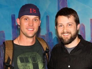 BAM gets 'Animated' with Jesse Spencer!