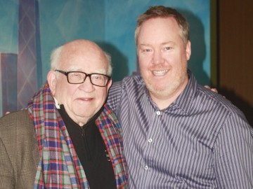 Ed Asner Lays Down the Law & Order at BAM!