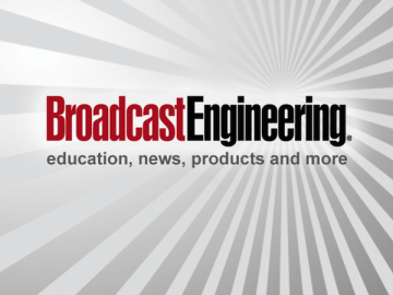 """BAM Featured in September Issue of """"Broadcast Engineering""""!"""