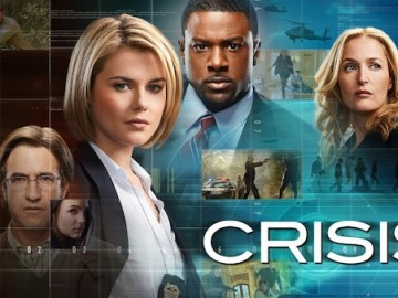 """NBC Teams Up With BAM for New Thriller """"Crisis""""!"""