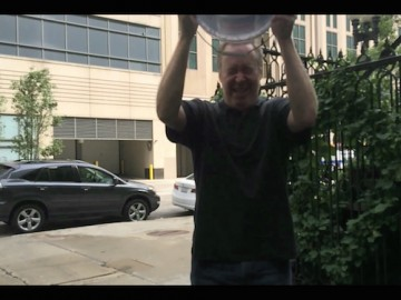 BAM Accepts the ALS #IceBucketChallenge!