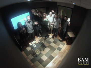 Watch a Time-Lapse of the Construction of BAM's New Studio C!