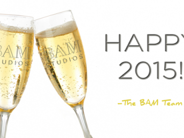 Happy New Year from BAM Studios!