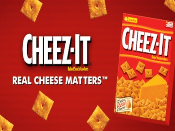 BAM Chows Down on New Spots for Cheez-It!