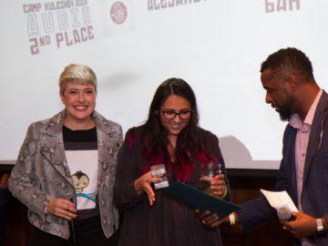 BAM's Alejandra León Wins Sound Design Award