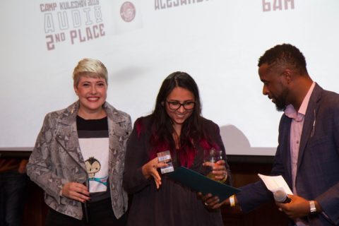 BAM Sound Designer Alejandra León Wins Second Place at AICP Award