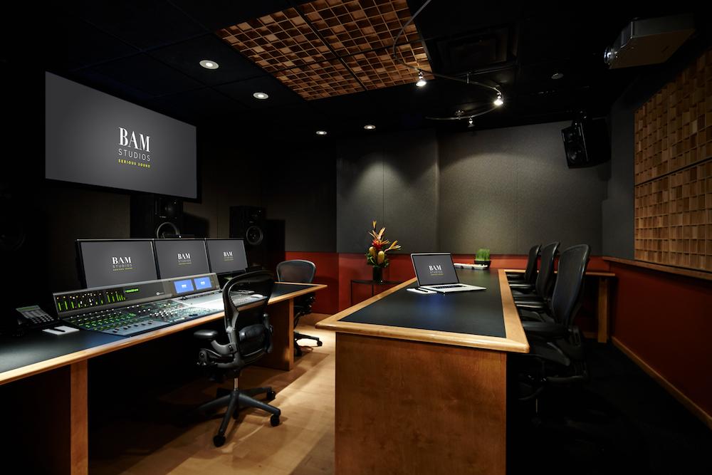 BAM Studio C