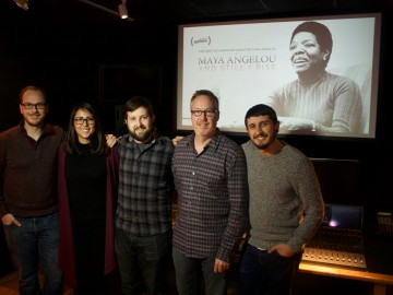 """BAM Featured in Post Magazine for """"Maya Angelou"""" Doc!"""