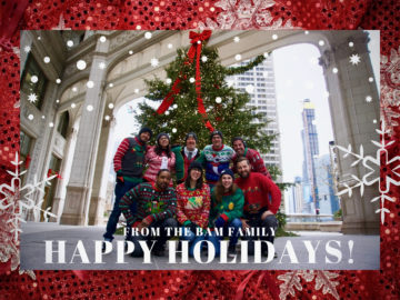 Happy Holidays from BAM!