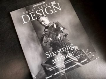 BAM Featured in Great Lakes by Design Magazine