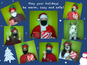 Happy Holidays from BAM Studios!
