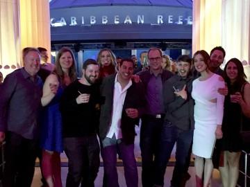 "BAM Celebrates at NBC's ""Chicago"" Wrap Party!"