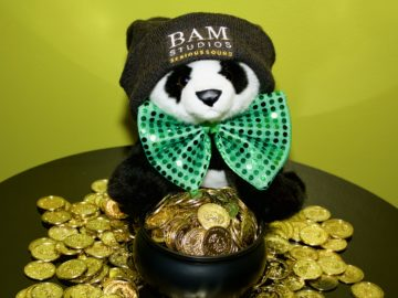 BAMda brings Luck on St. Paddy's Day!