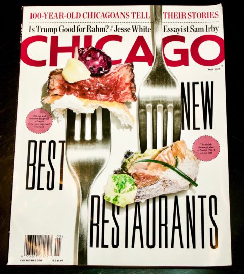 Chicago Magazine Cover