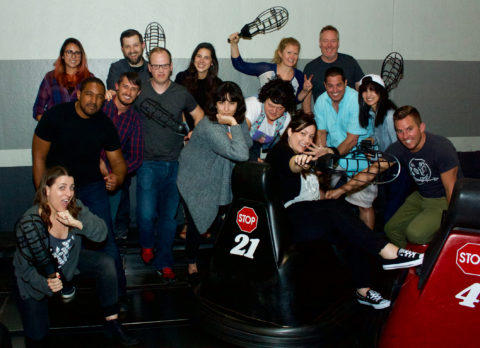 WhirlyBall Ink Factory Group