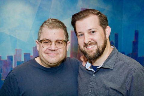 Patton Oswalt Happy