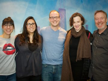 BAM Wraps Toy Story 4 With Joan Cusack!