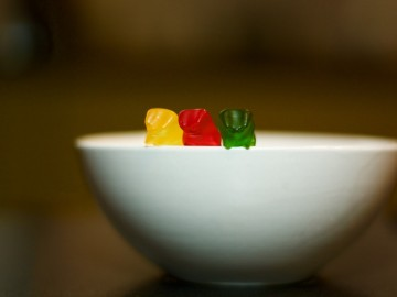 Haribo Bears on the Loose at BAM!