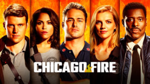 Chicago Fire at Cinespace