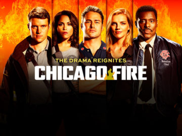 """Chicago Fire"" Premieres Tonight!"