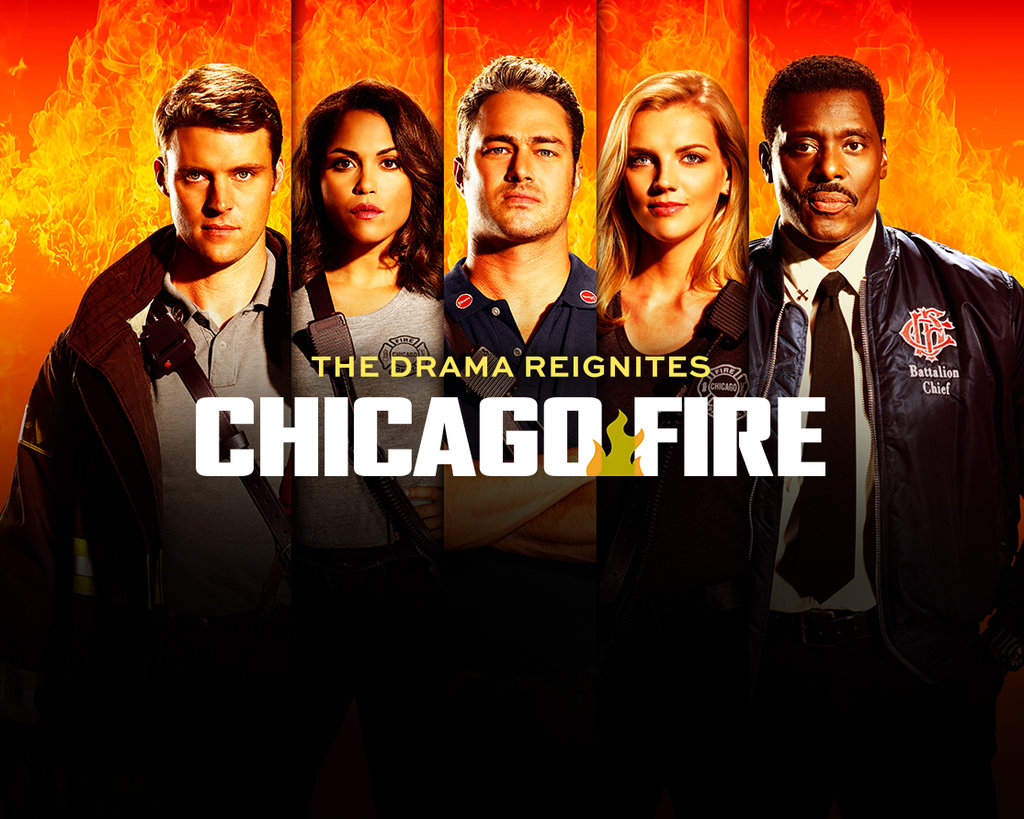 """""""Chicago Fire&quo..."""