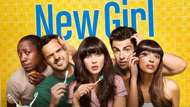 New Girl Promo Poster