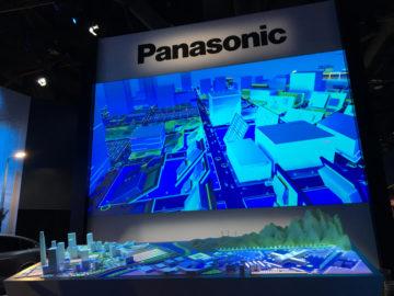 BAM mixes Panasonic CES 2017 Show!