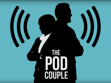 """The Pod Couple"" Records & Films at BAM!"