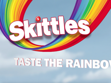Skittles Brings the Rainbow to BAM!