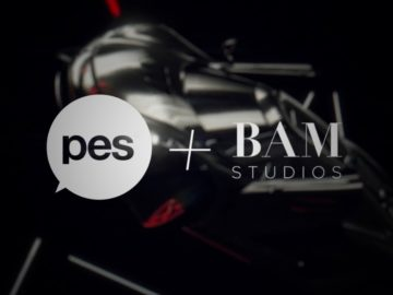 PES+BAM Collaborate in First Promo Video