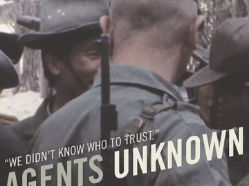 BAM Studios Sound Designs And Mixes Documentary «Agents Unknown»