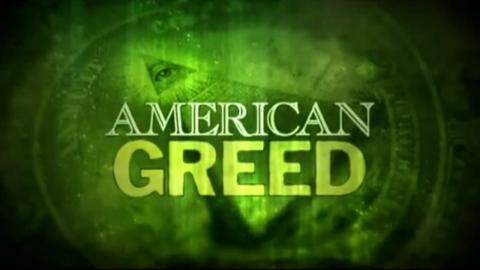 American Greed Logo