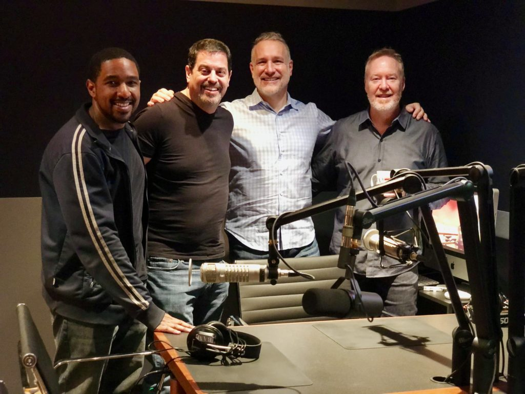 BAMs Podcast division