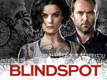 "BAM records for NBC's ""Blindspot""!"