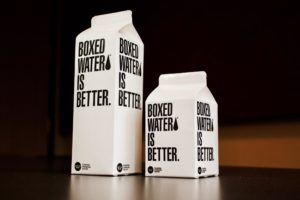 BAM Boxed Water