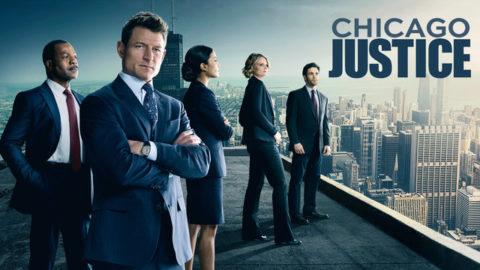 Chicago Justice Logo