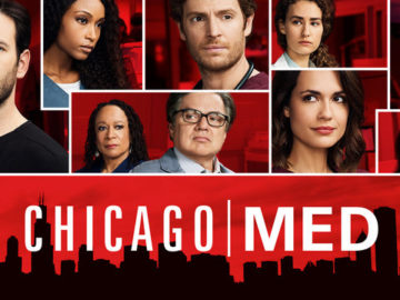 The Dramatic Season 3 of Chicago Med premieres!