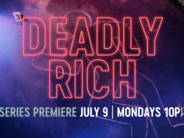 "BAM mixes for new TV series ""Deadly Rich"""