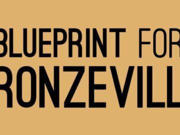 "BAM sound mixes ""Blueprint for Bronzeville""!"